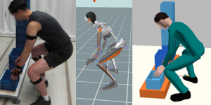Anwendungsgebiet ema - Motion Capture Integration