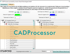 ema Work Designer 1.9.0 - CADProcessor for reduction of JT data